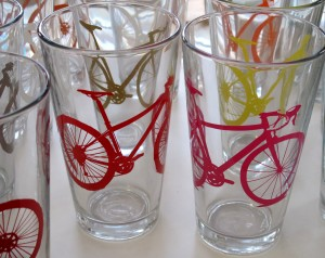 Bicycle glasses, $11.