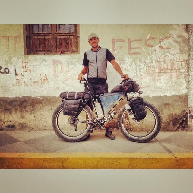 Beaconite Traveling World By Bike