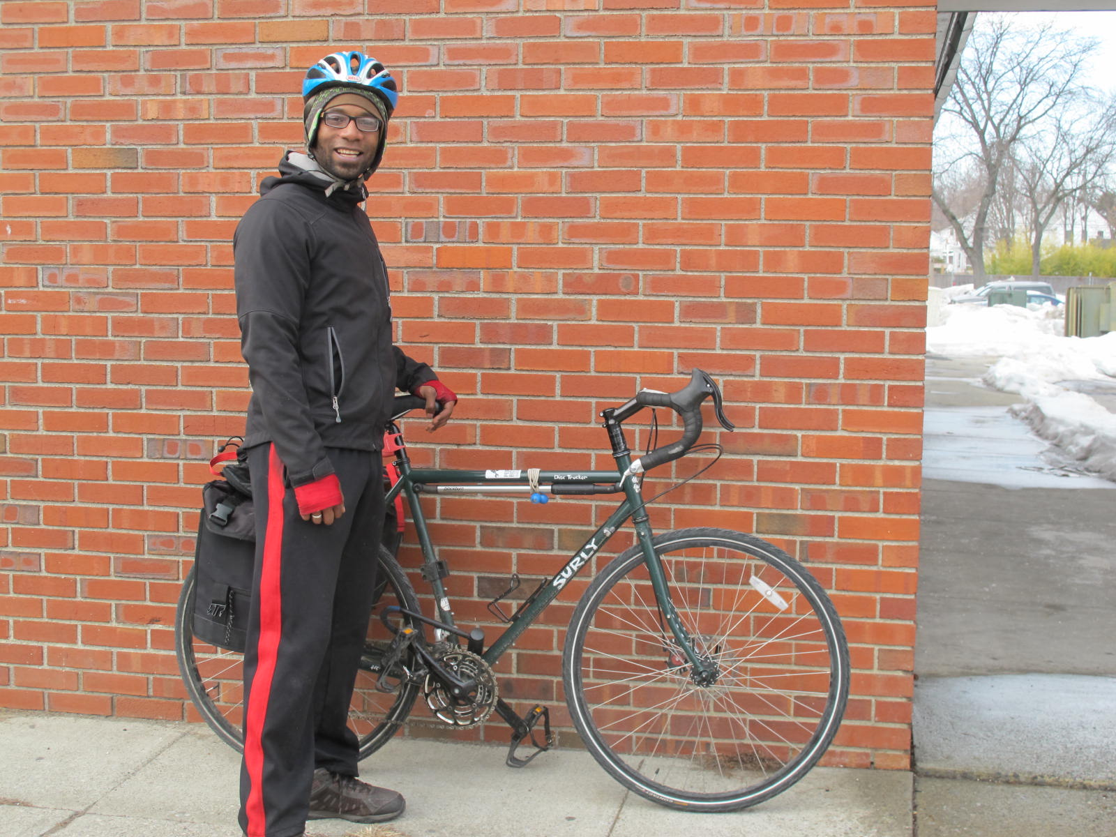 Beacon Bicycle People: Brian W