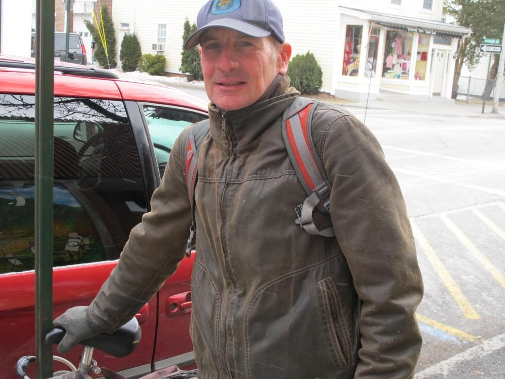 Beacon Bicycle People: Tim D
