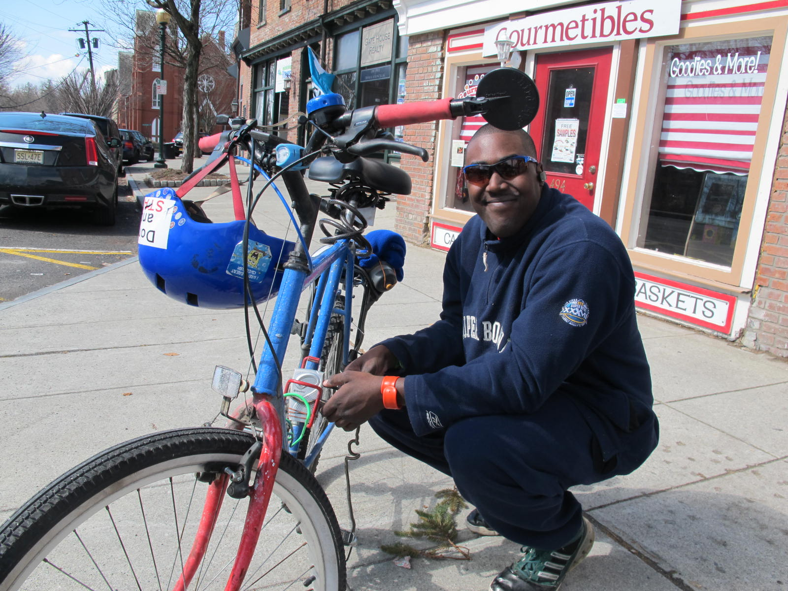 Beacon Bicycle People: Jay P.