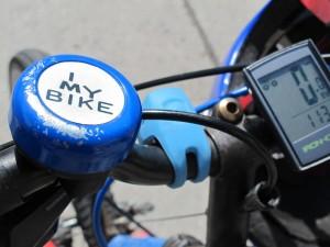 Jay's bike bell