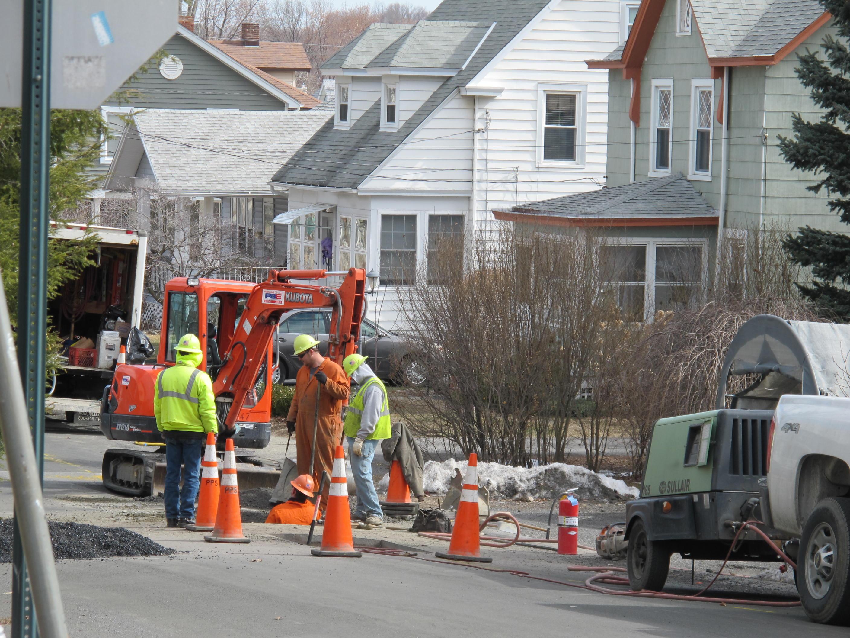 Gas Leak in Beacon