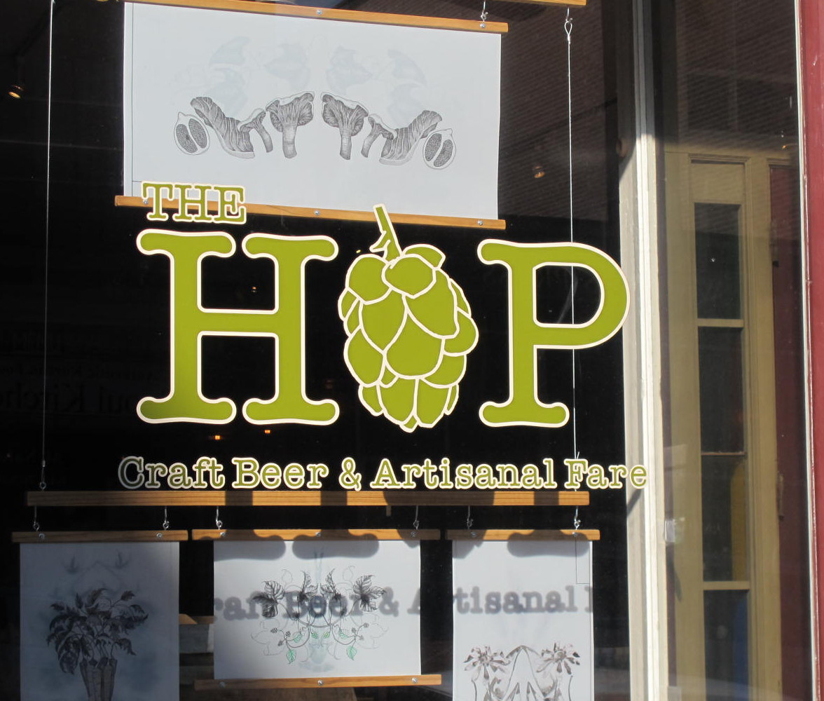 The Hop Skips Down the Block