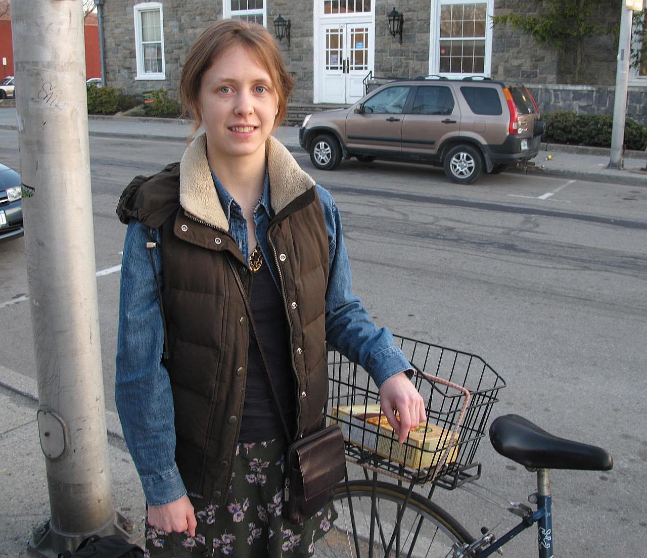 Beacon Bicycle People: Katherine S.