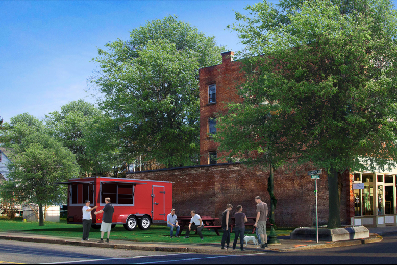 Food Truck Appeals to Beacon