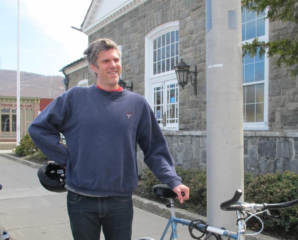 Beacon Bicycle People: David R.