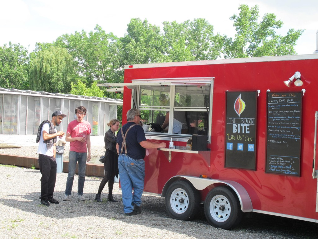 Food Truck Update: Plan D Now in Effect