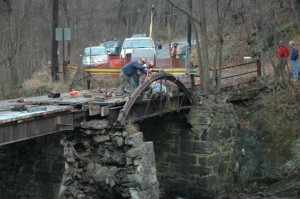 bridge coming down john fasulo