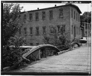 tbridge with hat factory