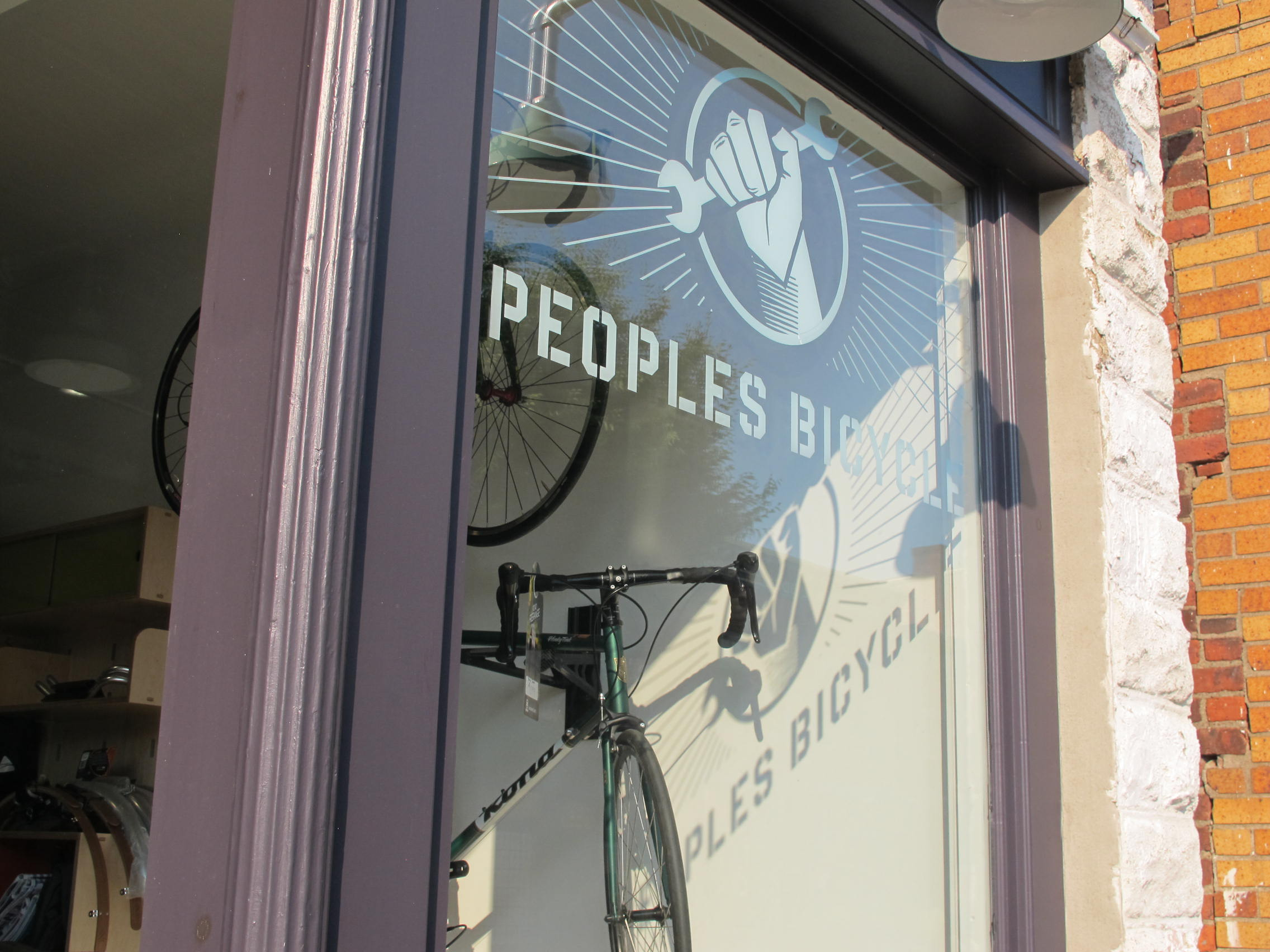 Peoples Bicycle Opens On Main Street