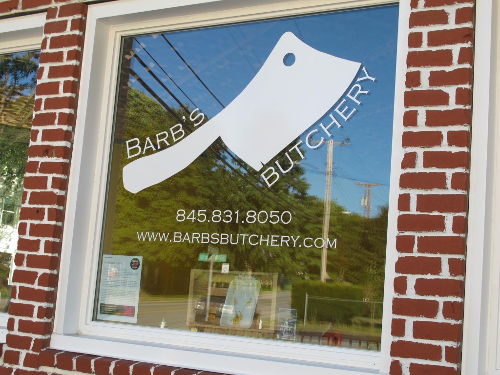 Barb's Butchery Back on Track