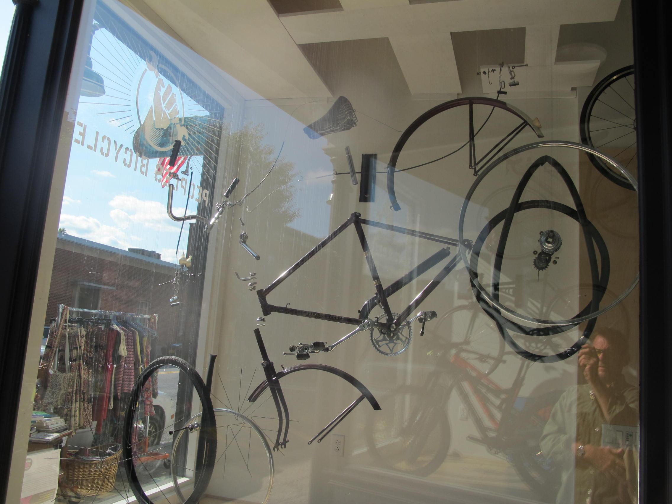 Bicycling 101 Postponed