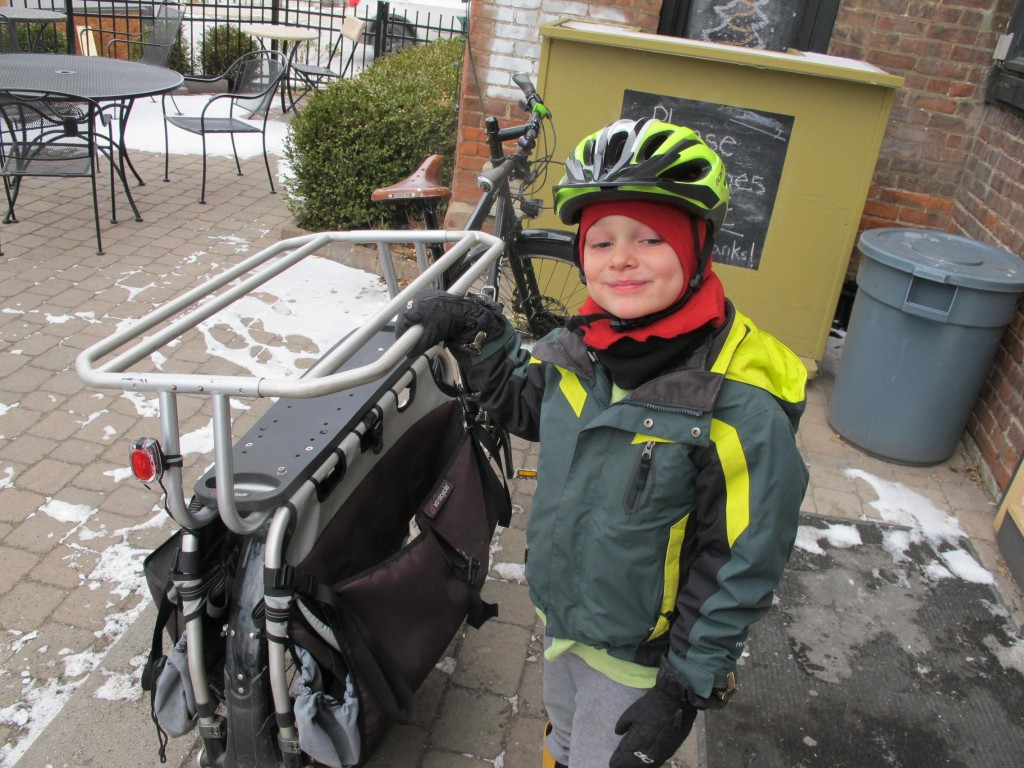 Why Bicycling in the Winter Sucks