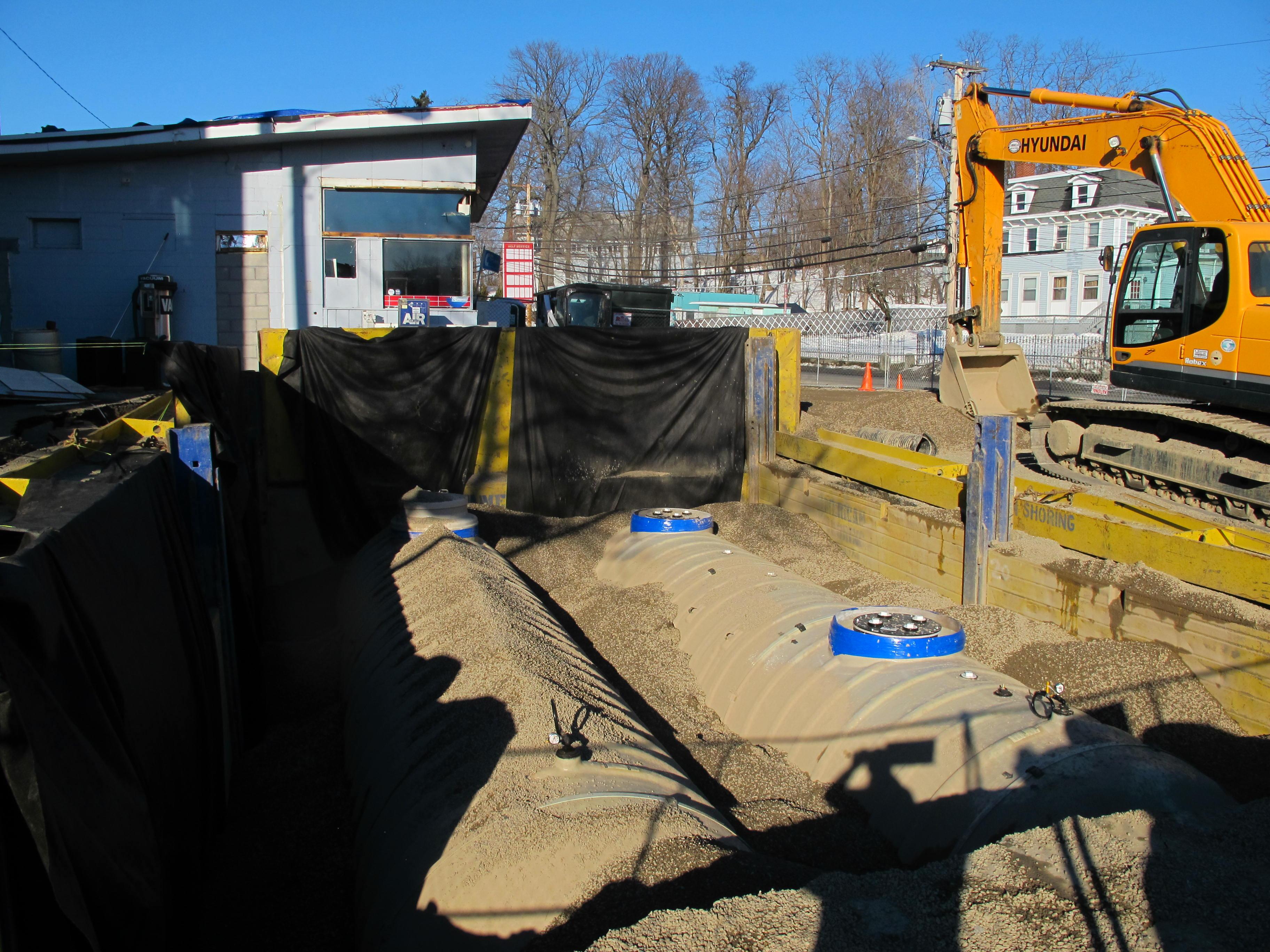 Gas Station Set to Expand Despite Nonconforming Use
