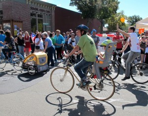 spirit bicyclists