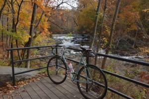 Any bike can be used to ride the Beacon Loop Trail.