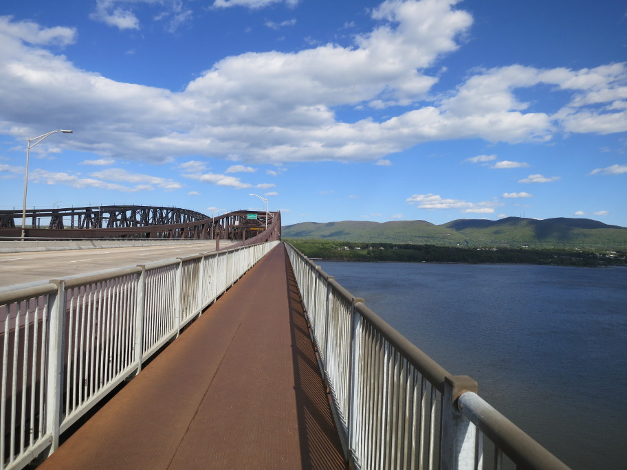 Newburgh Beacon Bridge Walkway Closed Today (Wednesday)