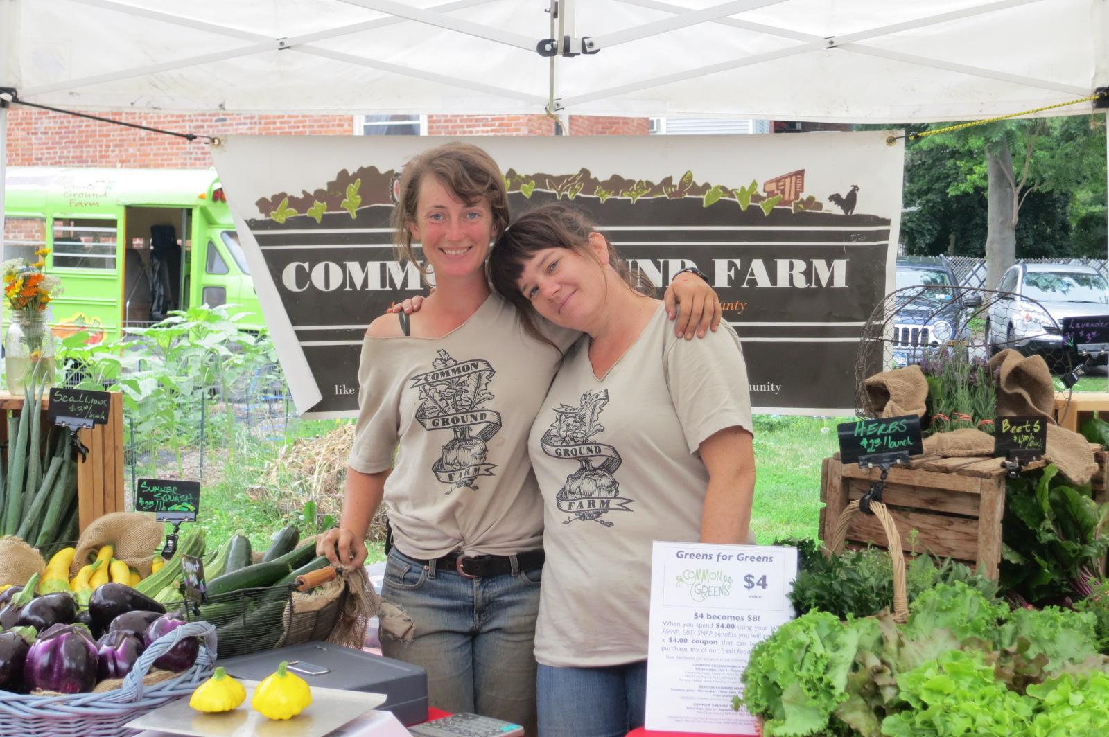 New Farm Market Pop-up on Main Street